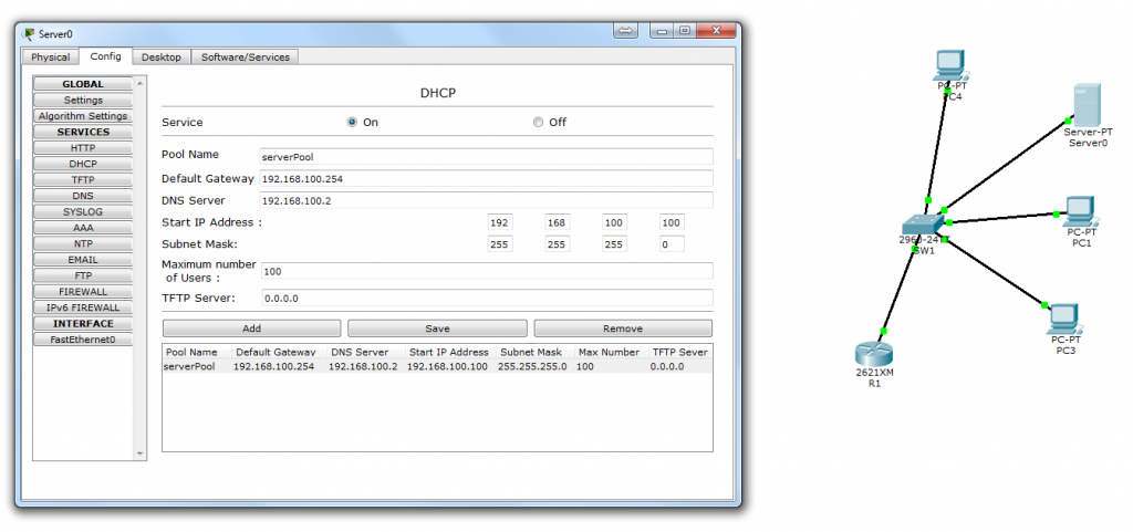 Configure DHCP Server Scopes