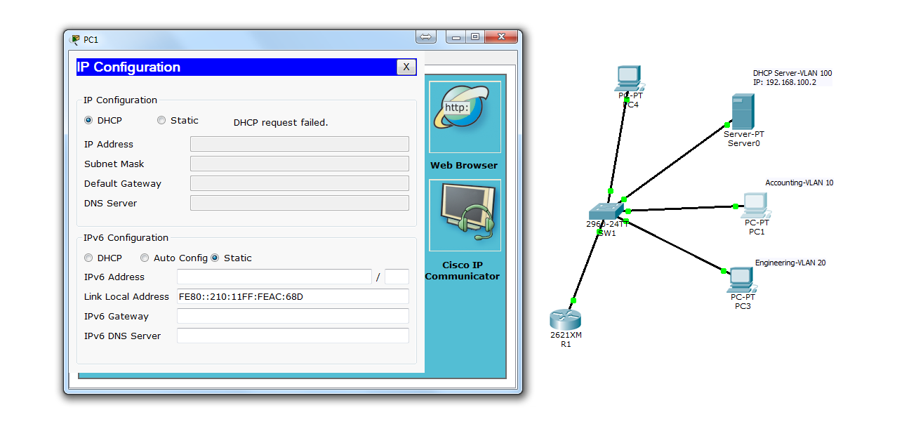 192.168 1.253 pt. 2-how to implement dhcp (relay agent), roas & ospf (open