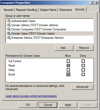 Power Users Group Permissions 37