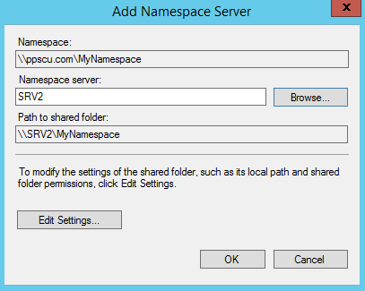 DFS in a Windows Server Infrastructure & DFS Replication