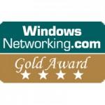 Windows Networking Gold Award