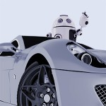 Robot - Self Driving Car