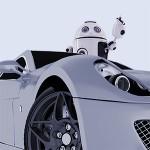 Robot - Self Driving Car