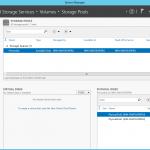 Storage Services - Storage Pools