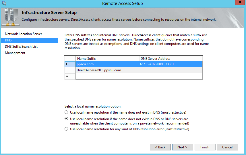 Installing and configuring DirectAccess in Windows Server 2012-Part 2-5