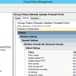 group-policy-remote-update-firewall-ports
