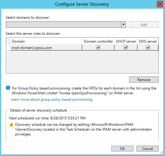 7 Simple Steps to Configure IPAM in Windows Server 2012