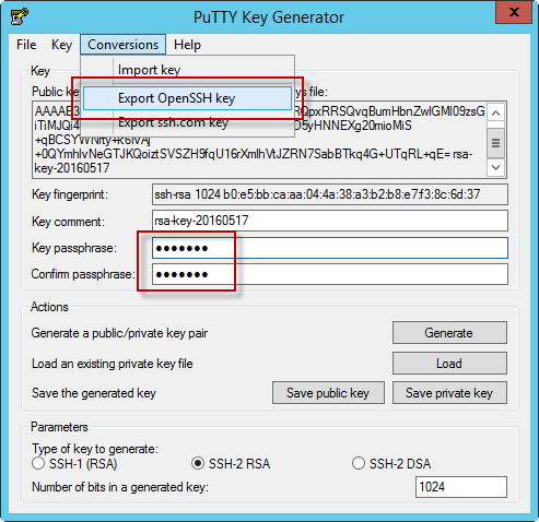 Enabling Public/Private Key SSH Authentication on VMWare ESXi from