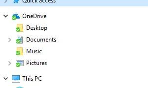 Using OneDrive in Windows 10   Network Wrangler - Tech Blog