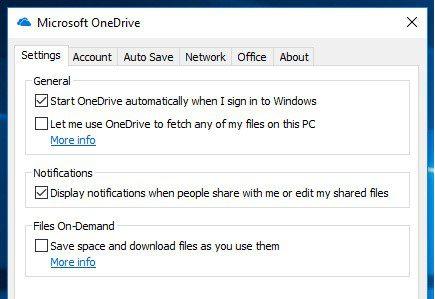 Using OneDrive in Windows 10 | Network Wrangler - Tech Blog