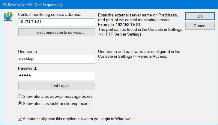PA File Sight Documentation - Desktop Notifications
