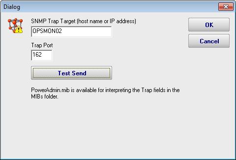 PA Server Monitor Documentation - Fire SNMP Trap alert