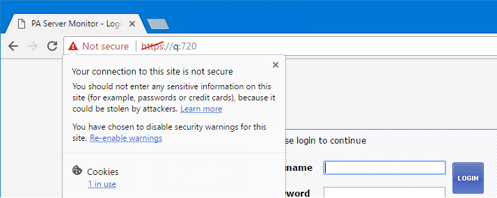 Installing Self-Signed Certs in Chrome