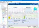 Click to see system monitoring with PA Server Monitor